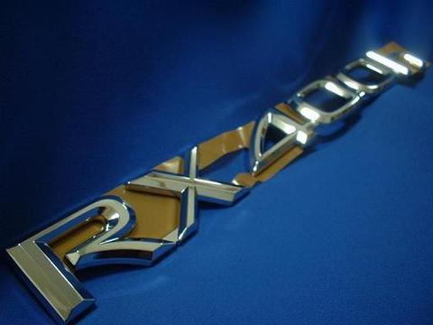 2006 RX400h エンブレム