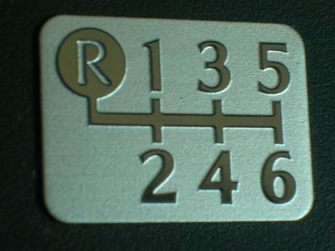 IS250 シフトパターンマニュアルトランス