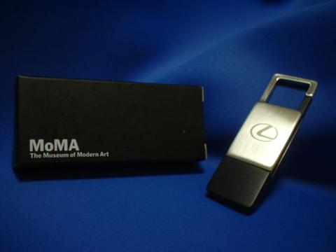 LEXUS MoMA KEY HOLDER