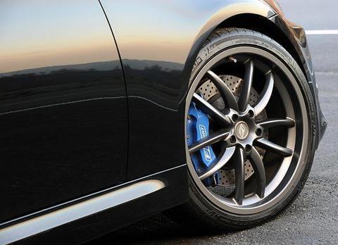 Lexus F-Sport 10-spoke Forged 19インチアルミホイールセット RWD