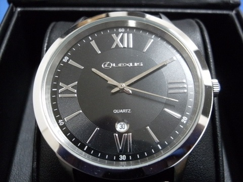 Lexus Classic Mens Quartz Watch