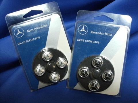 Mercedes-Benz ホイールバルブシステム