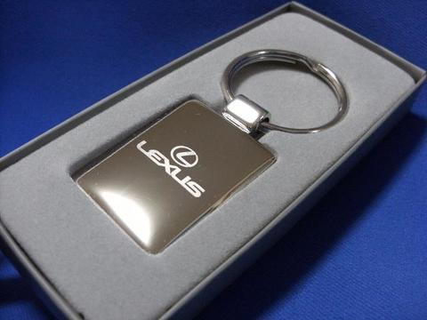 Lexus Pebble Key Ring