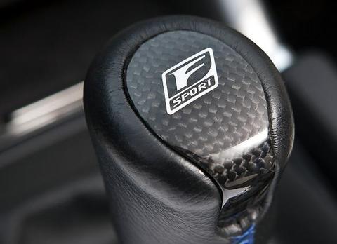 F-Sport カーボン MT シフトノブ
