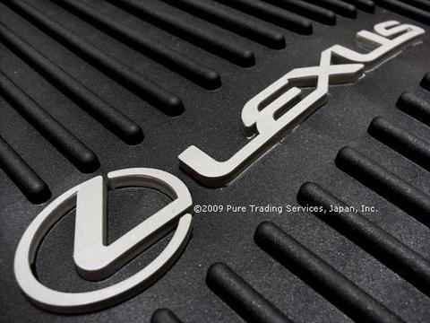 2010 RX350/450h リアカーゴトレイ