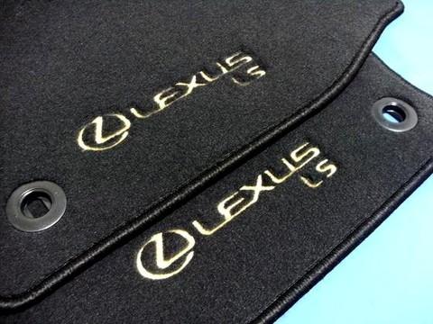 EU LEXUS 2013 LS600/600hL スタンダードタイプ フロアーマット (RHD)