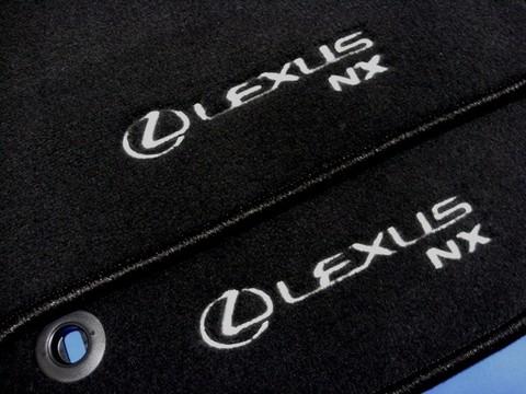 EU LEXUS NX スタンダードタイプ フロアーマット(RHD)