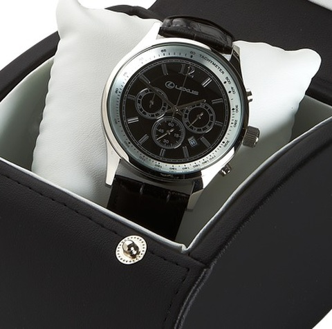 Lexus Luxury Mens Chronograph Watch
