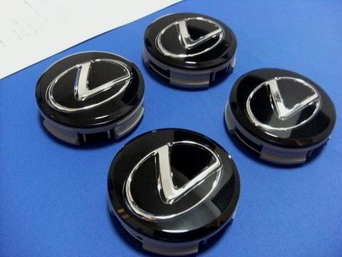 Lexus LFA ホイールセンターキャップ セット