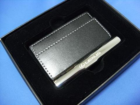 Lexus Business Card Holder