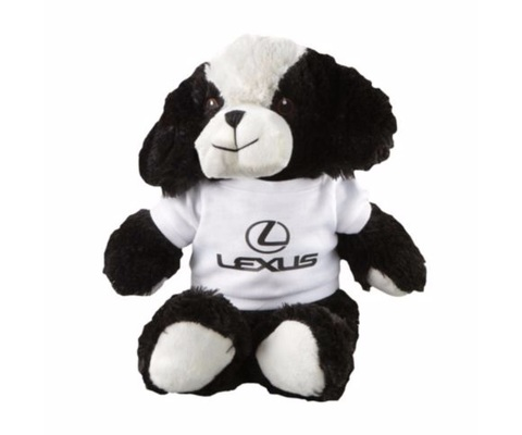 Lexus Tumbles the Dog