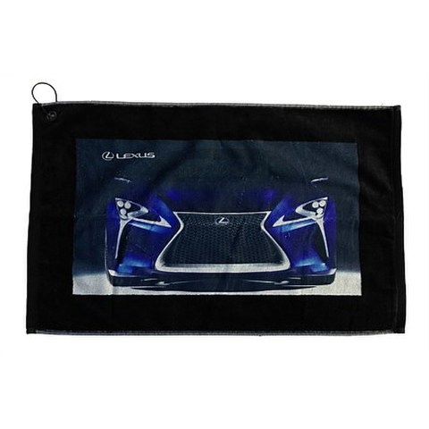 Lexus LF-LC Golf Towel