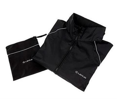 Lexus Jacket in a Pocket