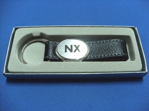 Lexus NX Premium Leather Keyring