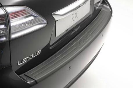 EU LEXUS 2010-2015 RX リアバンパープロテクションプレート
