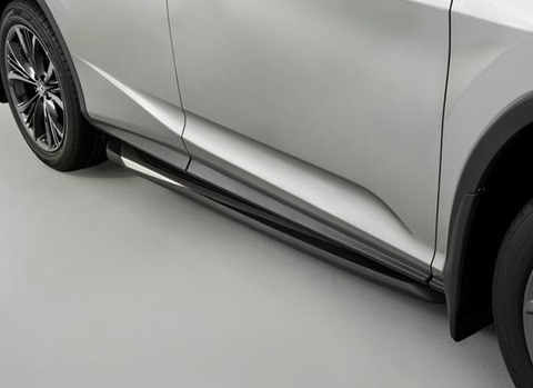 AU LEXUS RX200t/300/450h プレミアム サイドステップキット
