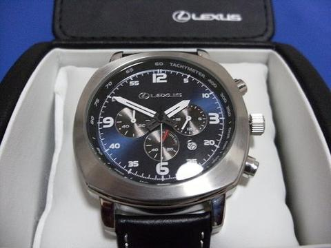 Lexus Chronograph Movement Watch