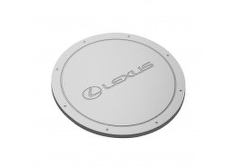 Lexus Magnetic Steel Tax Disc Holder
