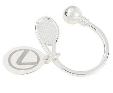 Lexus Championship Match Tennis Key Tag