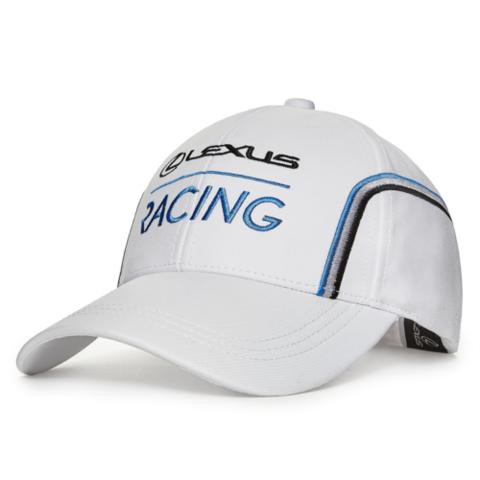 Lexus Racing White Twill Cap