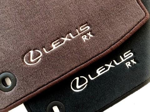 EU LEXUS 2016 RX 200t/300/450h スタンダードタイプ フロアーマット(RHD)
