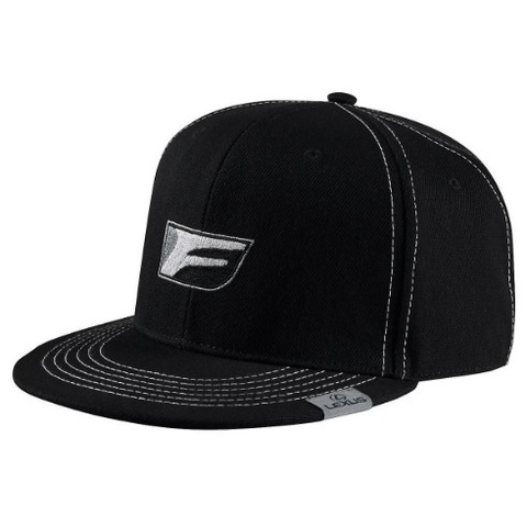 Lexus Racing F Flat Bill Cap