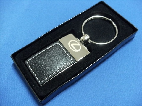 Lexus Swivel Key Ring