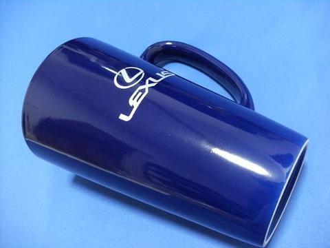 Lexus Cobalt Coffee Mug