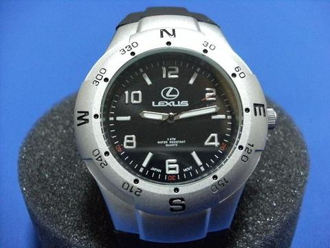 Lexus Black Sport Watch