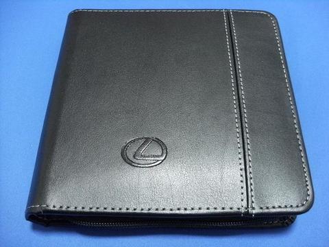 Lexus Metropolitan CD Wallet
