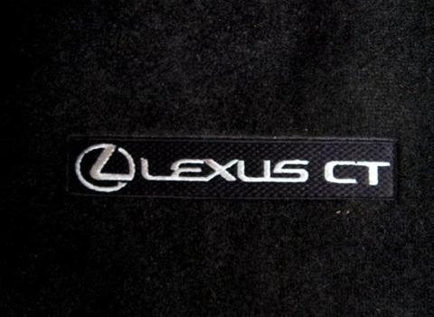 LEXUS CT200h フロアーマット (LHD)