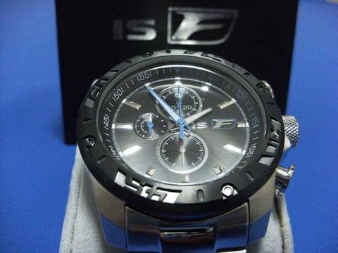 Lexus Mens ISF Watch
