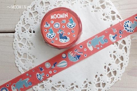 Moomin・ムーミン谷の仲間たち(サーモン)