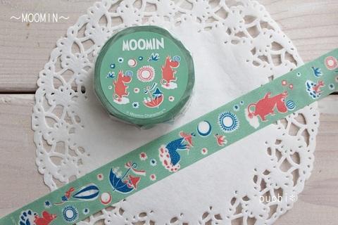 Moomin・ムーミン谷の仲間た(ワサビ)