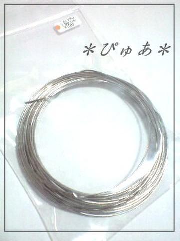 チタンワイヤー【ソフト】1.2mm×5m