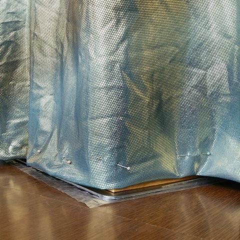 【お直し】ベリーダンス エジプト衣装 スカート丈つめ ビーズなし(F2944)
