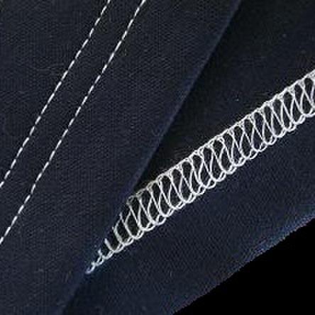 【お直し】ワンピース 裾上げ カバーステッチ仕上げ 裾直し(F2633)
