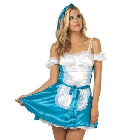 【50%OFF】【RG Costumes】コスチューム ALICE セクシーアリス(US2315)