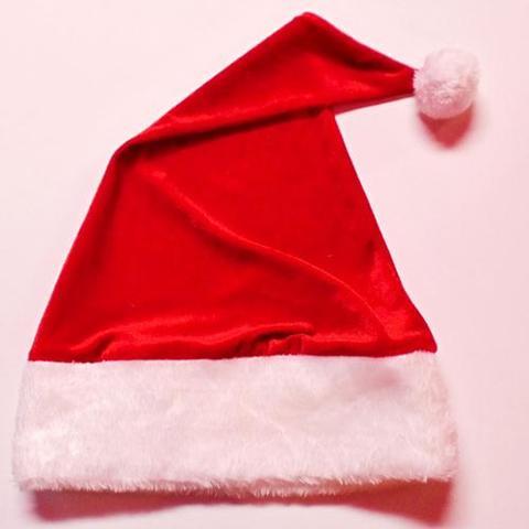 クリスマス 定番サンタ帽子(C2370)