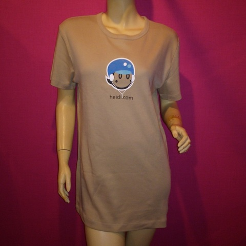 【heidi.com】ハイジドットコム メンズサイズTシャツ(SW3525)