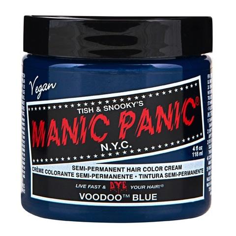 【30%OFF】【MANIC PANIC】マニックパニック ヘアカラーVOODOO BLUE(11038)
