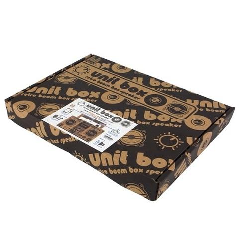 段ボールスピーカー unit box (D3361)