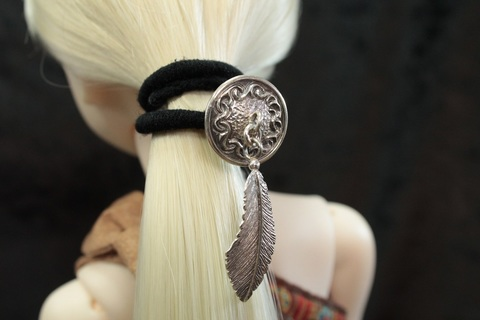 Concho HairAccessorie(Feather)