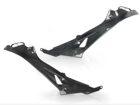 RaceFoxx S1000R カーボン タンクサイドカバー
