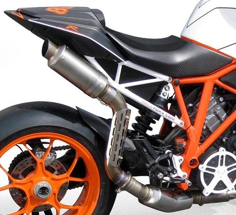 RaceFoxx KTM 1290 Superduke リンクパイプ