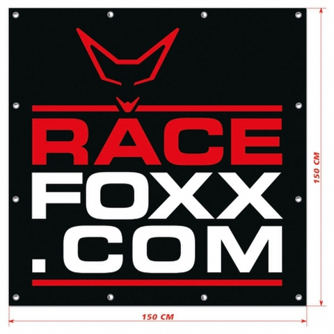 RaceFoxx バナー 2