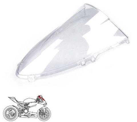 Ducati panigale/パニガーレ ウインドスクリーン