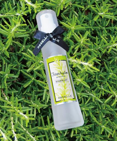 化粧水でも、アロマオイルでもない、植物由来100%フィトンヒュドール【ローズマリー】