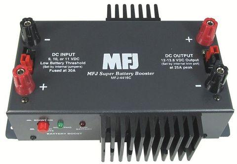 MFJ-4416C スーパーバッテリーブースター 最新リニューアル版