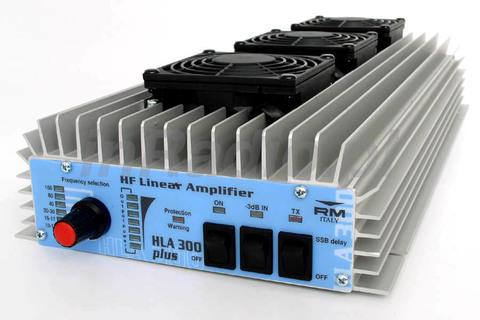 RM Italy HLA-300V HFオールバンド リニアアンプ RMイタリー